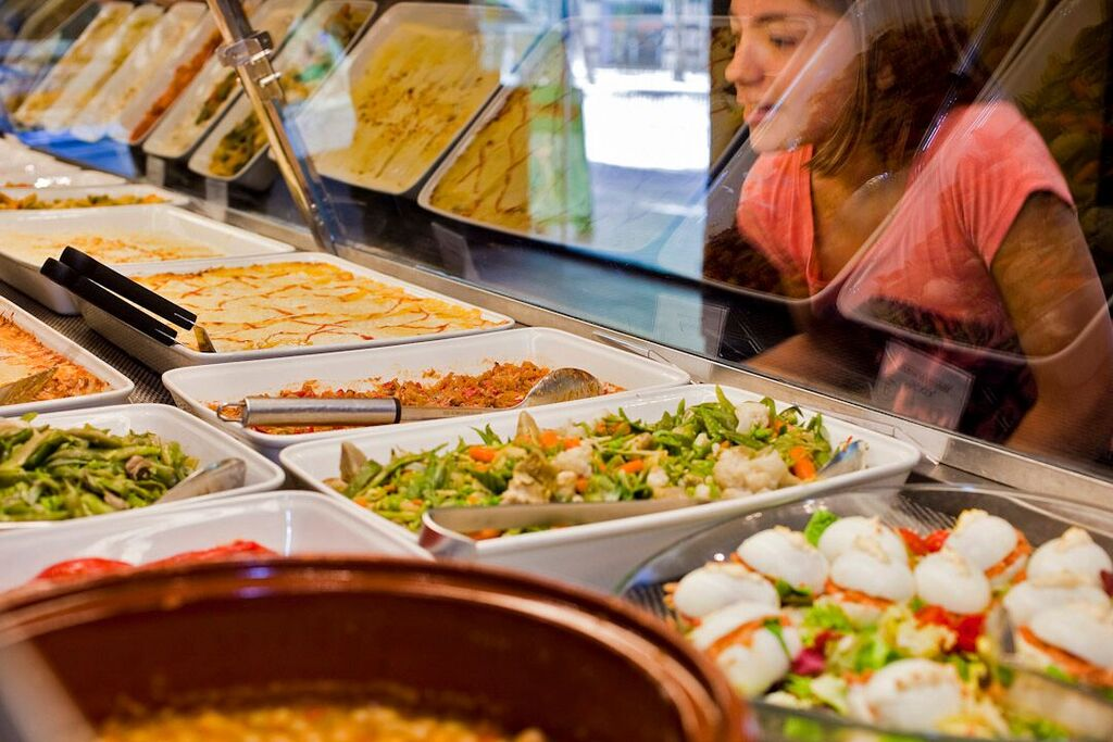 Comida para llevar Huesca