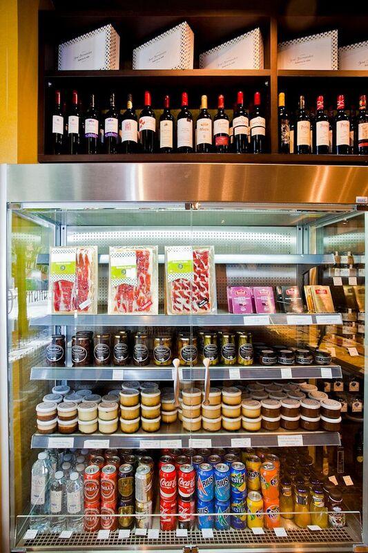 tienda de alimentacón Huesca