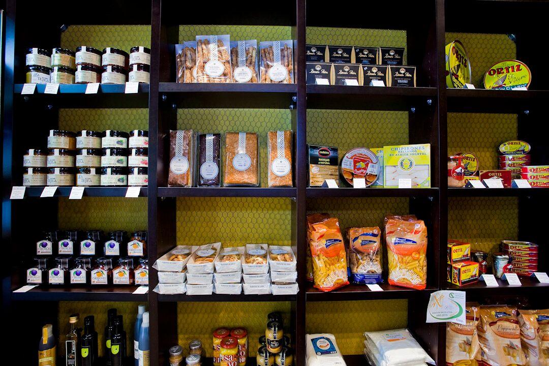 Tienda de alimentación Huesca