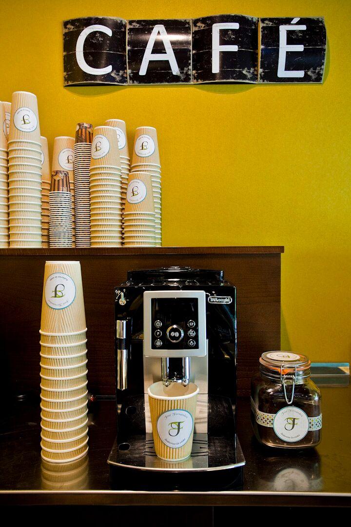 Café para llevar Huesca