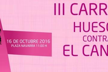 Carrera contra el Cáncer de Huesca