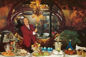 Libro de recetas de Dalí