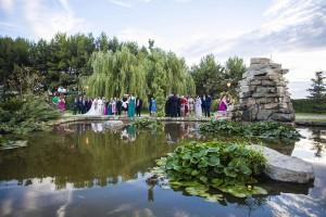Protocolo en bodas
