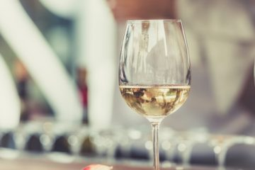 Cómo tomar el vino blanco