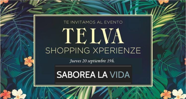 Telva Shopping Xperienze