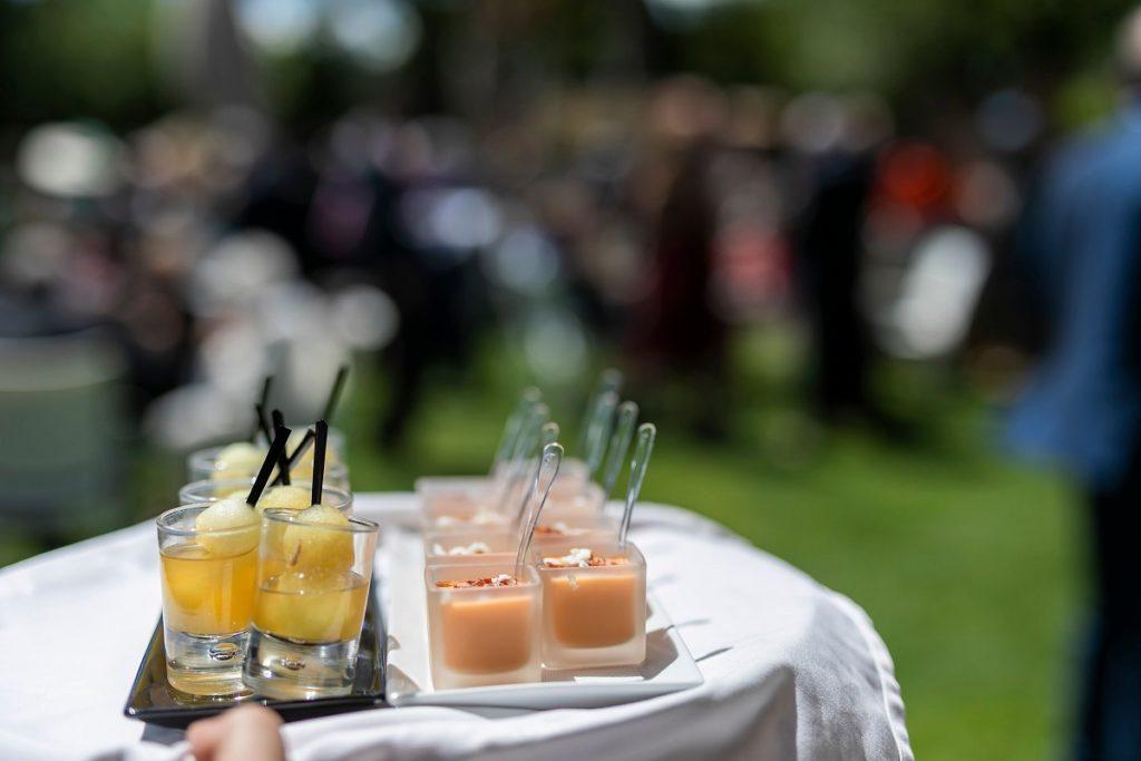 Mejor catering bodas Zaragoza