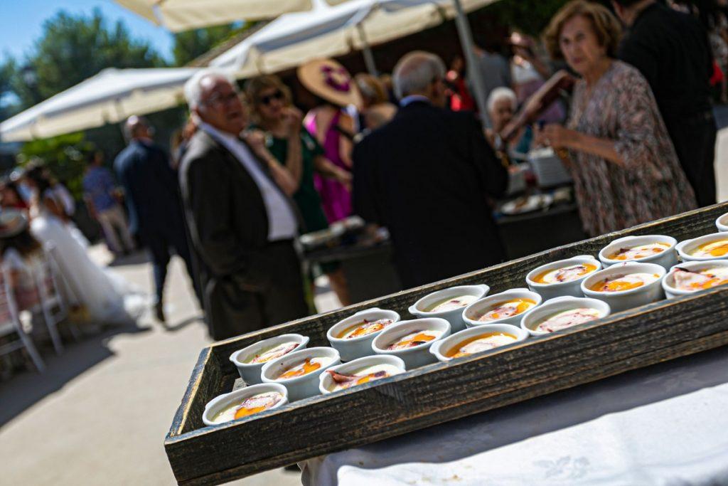 Menús de boda diferentes Huesca