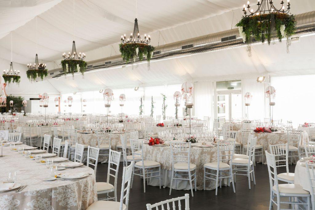 Salón de bodas Huesca
