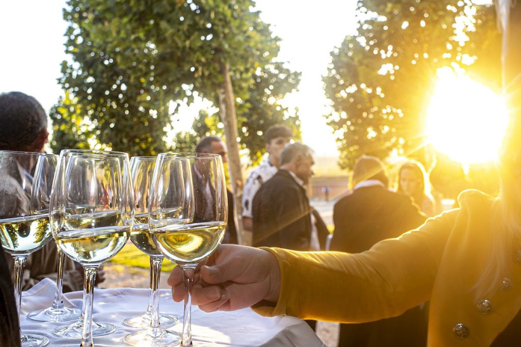Catering eventos de empresa Aragón
