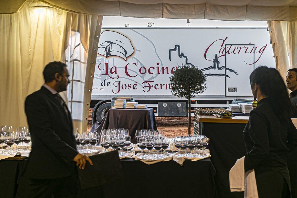 Catering eventos de empresa Zaragoza