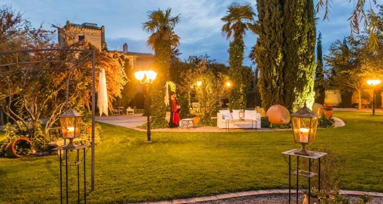 FIncas para bodas Zaragoza