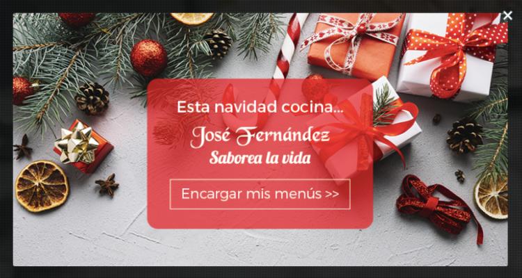Menús de Navidad para llevar Zaragoza