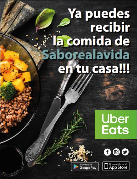 Uber Eats Zaragoza