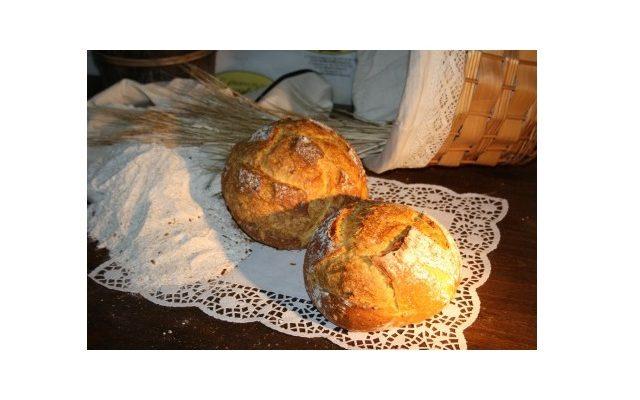Pan de maíz en Huesca