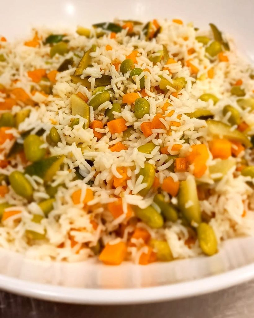 Comida vegetariana para llevar Zaragoza